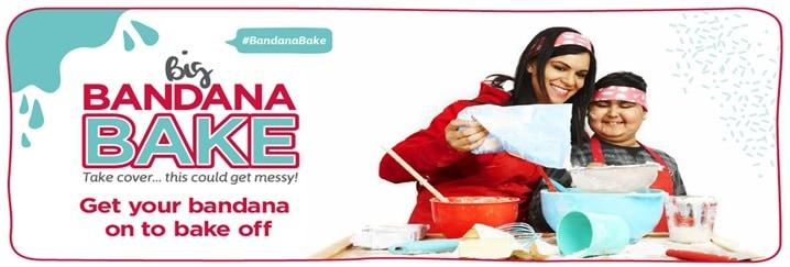 Big Bandana Bake – Thank You!