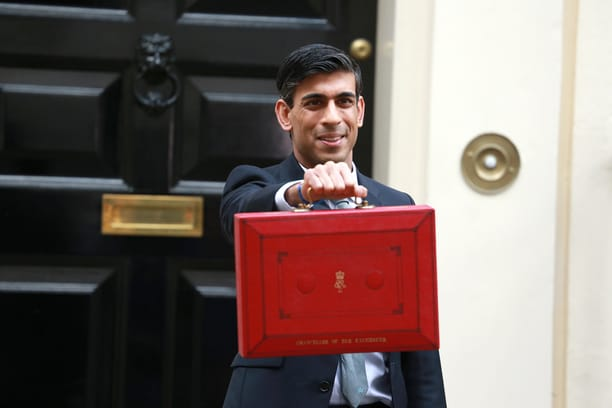 The Budget rumours start – Is Rishi going to increase Corporation Tax?