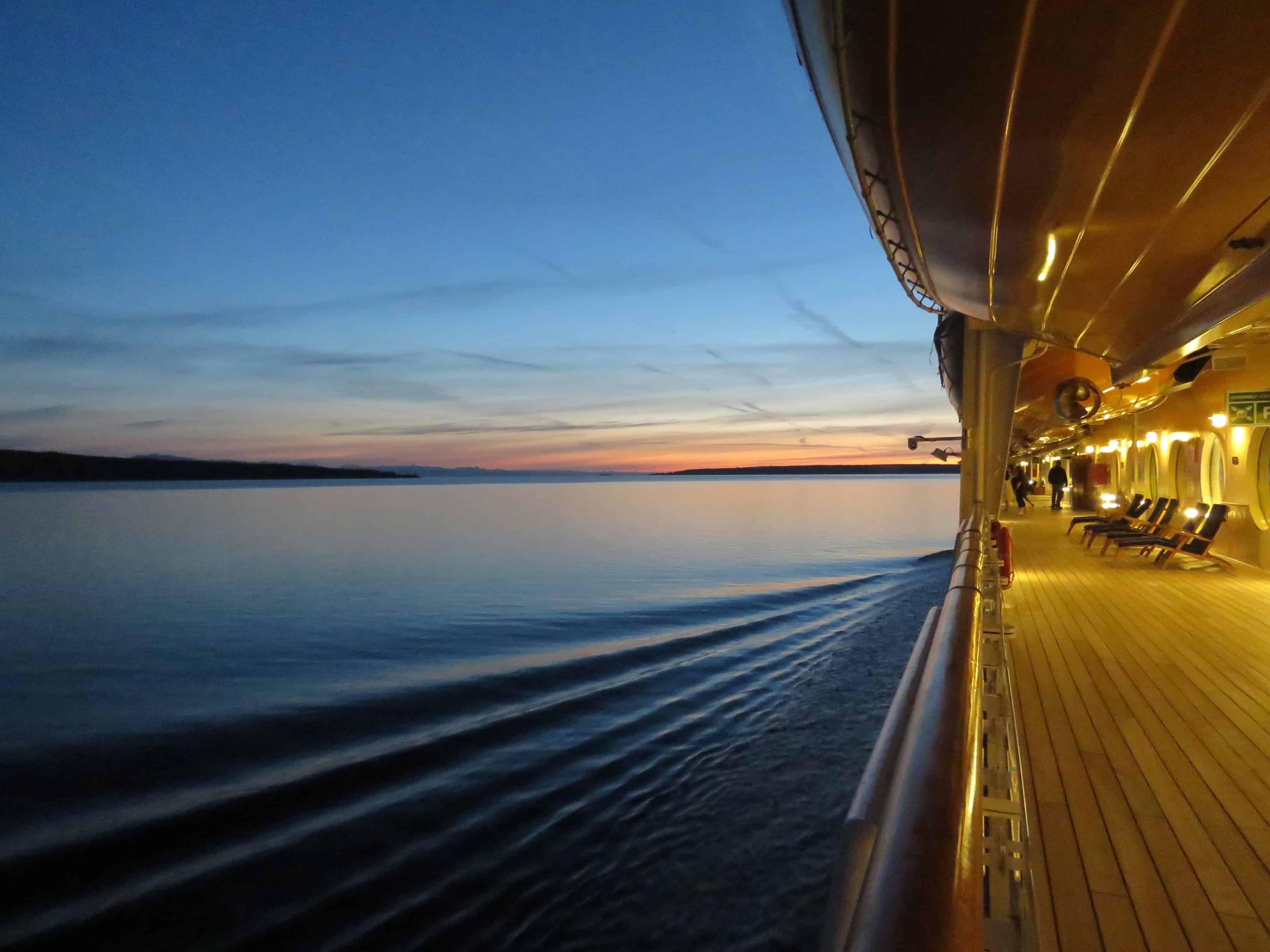 Four Cruises Around the British Isles