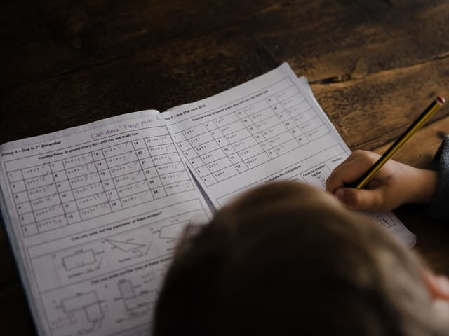 A day in the life of home schooling …
