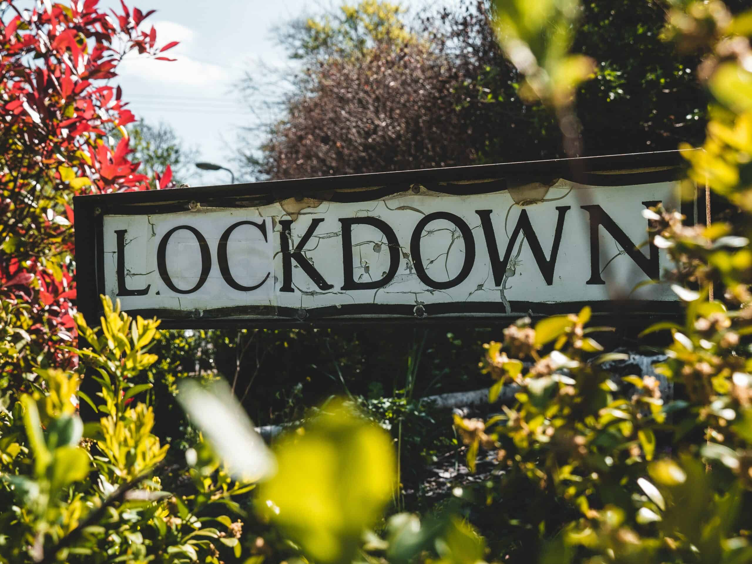 1st Lockdown anniversary